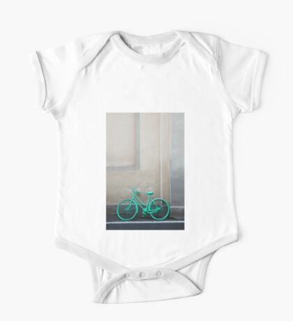 Green Cycle One Piece - Short Sleeve