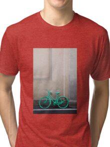 Green Cycle Tri-blend T-Shirt