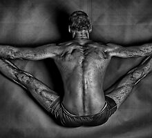 Yoga 1 by Andy G Williams