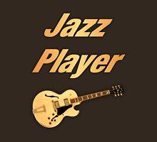 Guitar Jazz Player Unisex T-Shirt