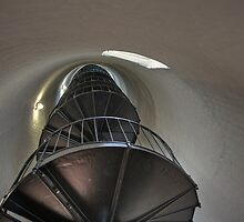 Inside the lighthouse by njordphoto