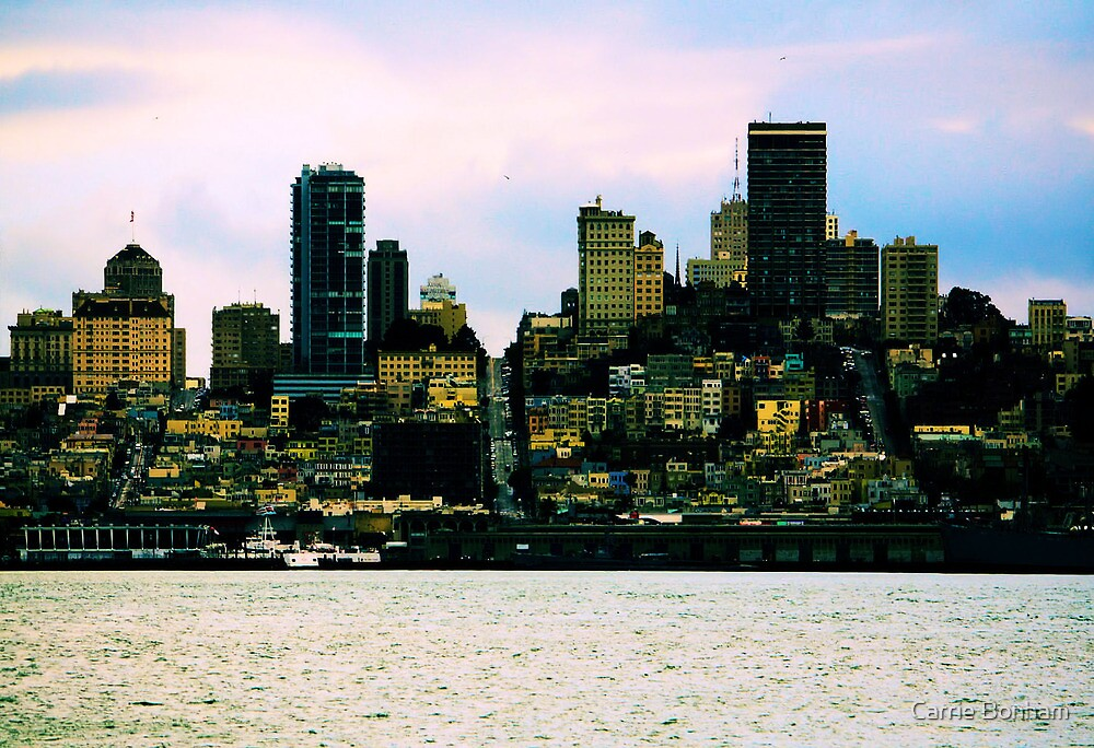 The City by the Bay by Carrie Bonham