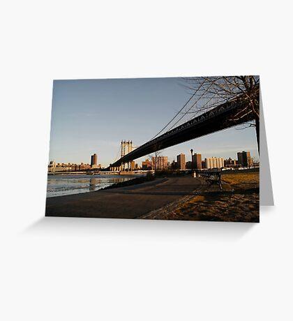 Sunrise Park Greeting Card
