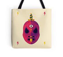 LUCHADOR COSMICO Tote Bag