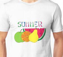 Summer Fruits Unisex T-Shirt