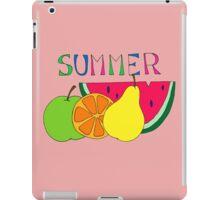 Summer Fruits iPad Case/Skin