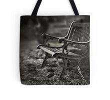 I am waiting, forever young Tote Bag