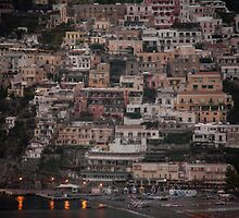 Buona Sera Positano by phil decocco