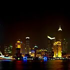Shanghai Nights by John  Kowalski