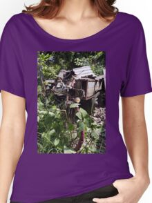 """it far time of walks happy ... I was called """"the Road""""  2 (c) (h) by Olao-Olavia / Okaio Créations  by fz 1000 2015  Women's Relaxed Fit T-Shirt"""