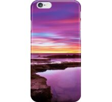 sunset sky photography iPhone Case/Skin