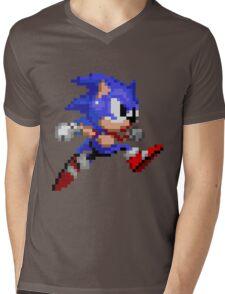 SONIC DASH! Mens V-Neck T-Shirt