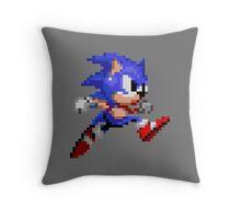 SONIC DASH! Throw Pillow