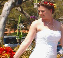 Blissful bride  by ♥⊱ B. Randi Bailey