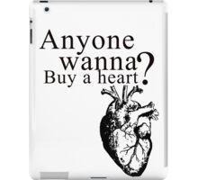 Buy a Heart  iPad Case/Skin