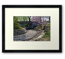The Walkway Framed Print