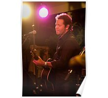 Troy Cassar-Daley Poster