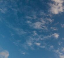 Peaceful sky in Hawaii by Trenton Cayetano