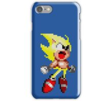 Super Sonic! iPhone Case/Skin