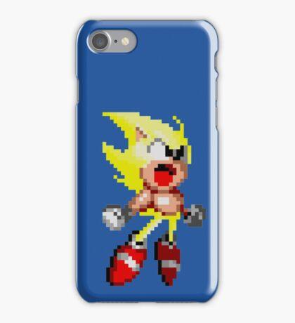 Super Sonic! iPhone Case/Skin