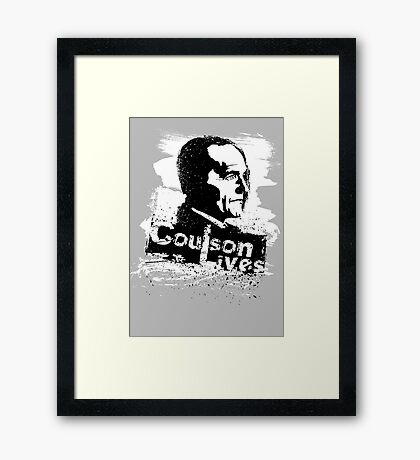 Coulson Framed Print