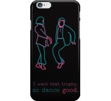 NEON FICTION iPhone Case/Skin