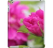 """""""Let the beauty and fragrance of a rose touch your soul."""" iPad Case/Skin"""