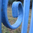 Electric Blue  by Jennifer  Gaillard