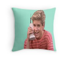 Saved By Zack Morris Throw Pillow