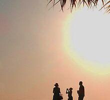Paphos Sunset #2 by Meni