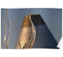 Museum of Glass, Tacoma, Washington Poster