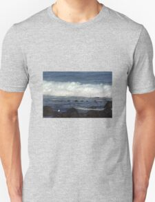 Port Fairy - waves roll in T-Shirt