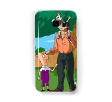 Cousin Perry Samsung Galaxy Case/Skin