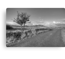 Mullaghmore mountain view Canvas Print