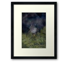 INTO THE LIGHT © and Beyond Framed Print