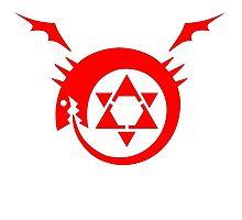 Fullmetal Alchemist - Ouroboros by Therm1te