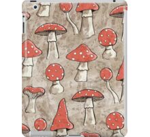 Spotty Fungi iPad Case/Skin