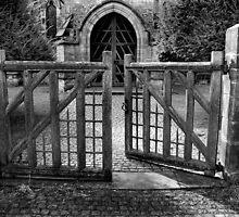 Gates to Sanctuary by Jonathan Fletcher