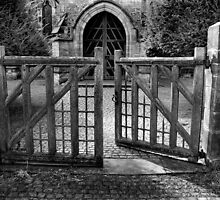 Gates to Sanctuary by Fletch147