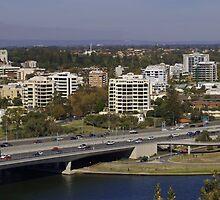 Perth - Western Australia by Sonia  Lopresti