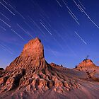 Mungo Night Lights by Annette Blattman