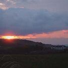 Sunset over Monreith by sarnia2