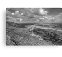 Slieve Carron View Canvas Print