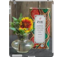 Zoë's Olive Oil!  iPad Case/Skin