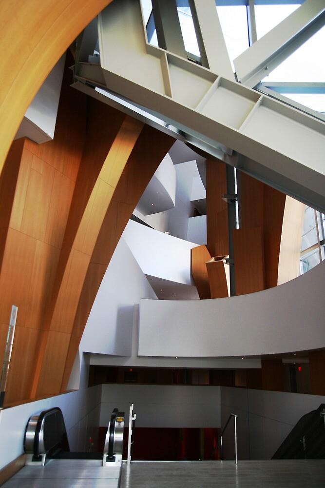 Converge, Disney Concert Hall, LA, USA by Jane McDougall