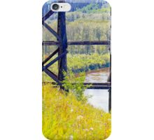 Wild yellow  iPhone Case/Skin