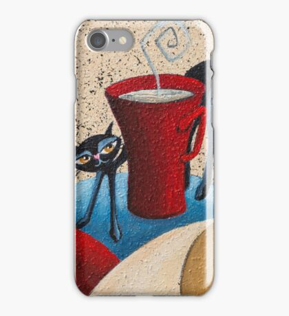 Cattuccino iPhone Case/Skin
