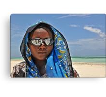 People of Zanzibar # 1 Canvas Print