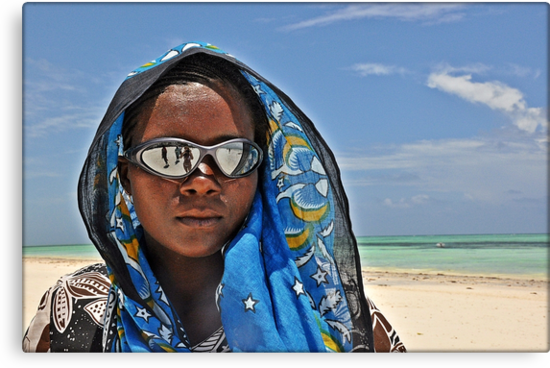 People of Zanzibar # 1 by Daniela Cifarelli