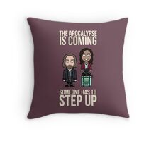 Sleepy Hollow: Someone Has To Step Up (bag/pillow/notebook) Throw Pillow